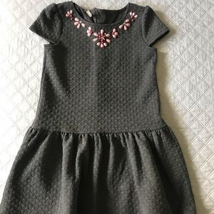 Monsoon girls dress size 7-8yrs